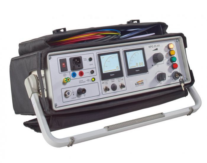 High Voltage Tester For Cable : Kilovolt prueftechnik chemnitz gmbh high voltage